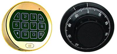 Electronic Keypad Locks VS Dial Combinations | Value Safes